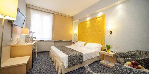 Забронировать Best Western Hotel Bisanzio