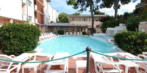 Забронировать Hotel Milano Helvetia