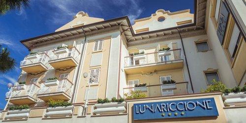 Забронировать Hotel Luna Riccione e Aqua Spa