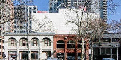 Забронировать ibis Melbourne - Little Bourke Street