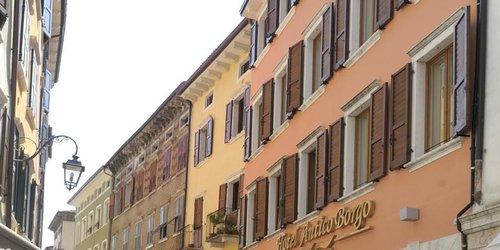 Забронировать Hotel Antico Borgo