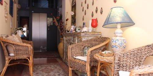 Забронировать Hotel Residence Le Chiavi Di San Francesco