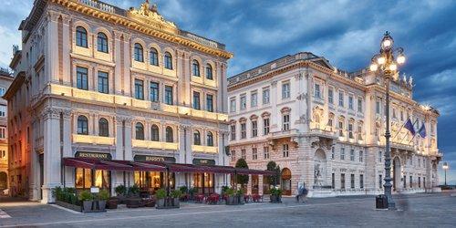 Забронировать Grand Hotel Duchi d'Aosta