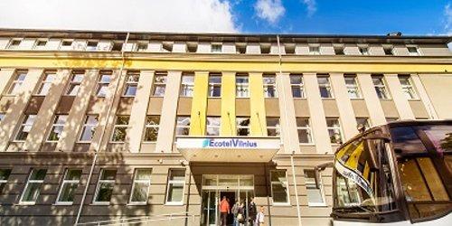 Забронировать Ecotel Vilnius