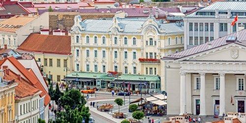 Забронировать Radisson Blu Royal Astorija Hotel