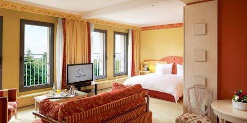 Забронировать Hotel Parc Belair