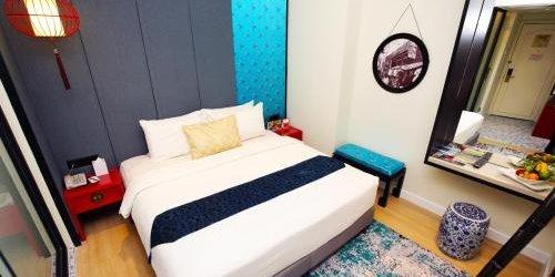 Забронировать Swiss Inn Kuala Lumpur - an International Hip Hotel