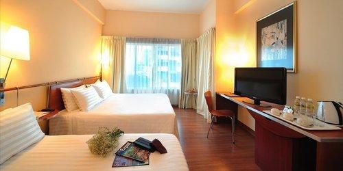 Забронировать Alpha Genesis Hotel Bukit Bintang