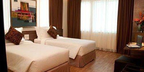Забронировать Frenz Hotel Kuala Lumpur