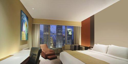 Забронировать Traders Hotel Kuala Lumpur