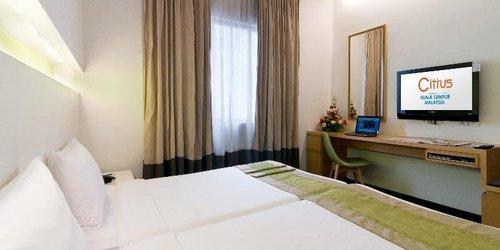 Забронировать Citrus Hotel Kuala Lumpur by Compass Hospitality