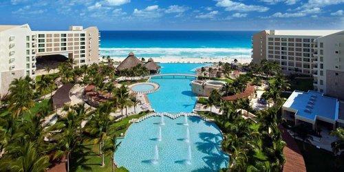 Забронировать The Westin Lagunamar Ocean Resort Villas & Spa Cancun