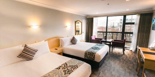 Забронировать Amora Hotel Auckland