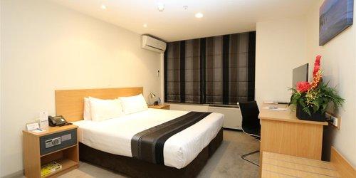 Забронировать BEST WESTERN President Hotel Auckland