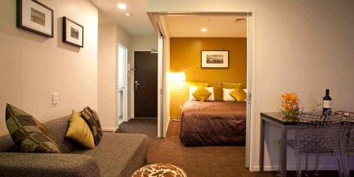 Забронировать The Quadrant Hotel & Suites