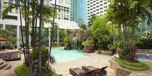 Забронировать Diamond Hotel Philippines