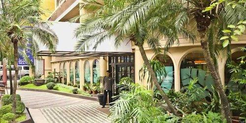 Забронировать Best Western Hotel La Corona Manila