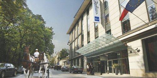 Забронировать Radisson Blu Hotel Kraków