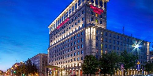 Забронировать Mercure Warszawa Grand