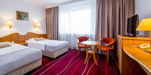 Забронировать Best Western Hotel Felix
