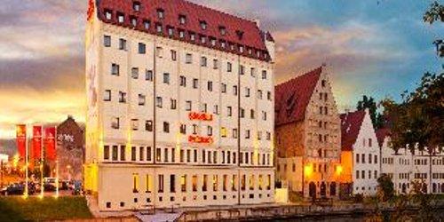 Забронировать Qubus Hotel Gdańsk