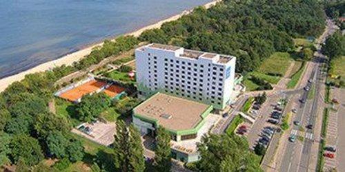Забронировать Novotel Gdańsk Marina