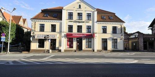Забронировать Pensjonat Stara Karczma