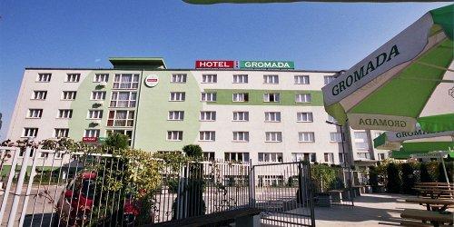 Забронировать Hotel Gromada Poznań