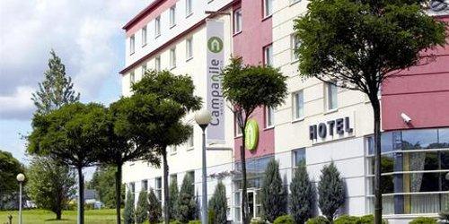 Забронировать Campanile Poznan