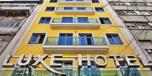 Забронировать Luxe Hotel By TURIM Hoteis
