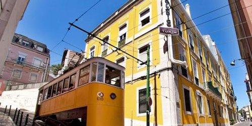 Забронировать TURIM Suisso Atlantico Hotel