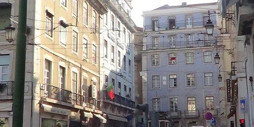 Забронировать Hotel Lisboa Tejo