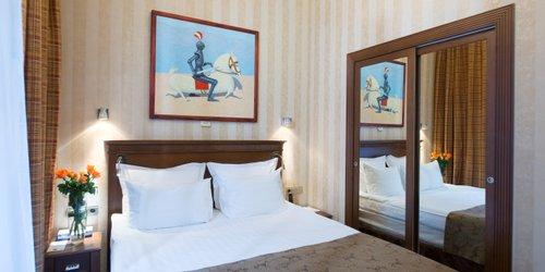 Забронировать Marco Polo Presnja Hotel