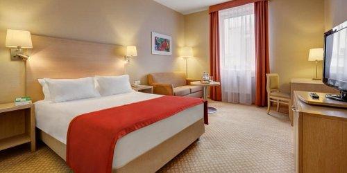Забронировать Holiday Inn Moscow Lesnaya