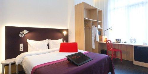 Забронировать AZIMUT Moscow Tulskaya Hotel