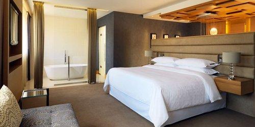 Забронировать Sheraton Palace Hotel Moscow