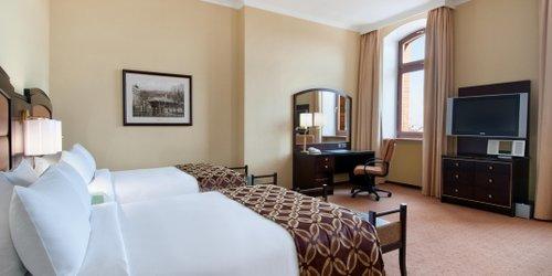 Забронировать Hilton Moscow Leningradskaya