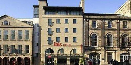 Забронировать ibis Edinburgh Centre Royal Mile
