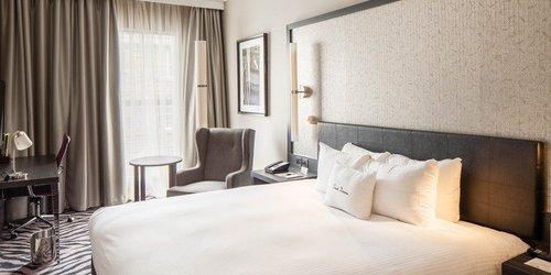 Забронировать Doubletree by Hilton Edinburgh City Centre