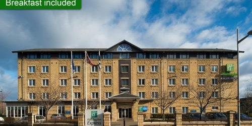 Забронировать Holiday Inn Express Edinburgh Waterfront