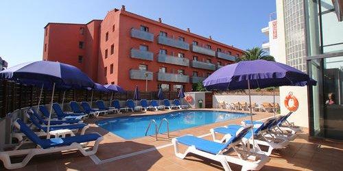 Забронировать Hotel Tossa Mar