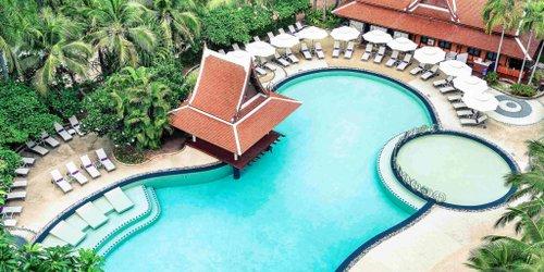 Забронировать Mercure Pattaya Hotel