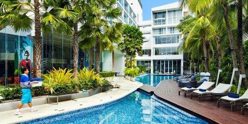 Забронировать Hotel Baraquda Pattaya