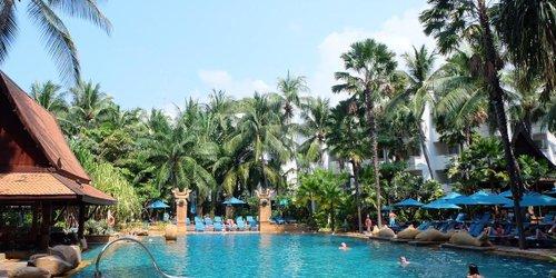 Забронировать Pattaya Marriott Resort & Spa