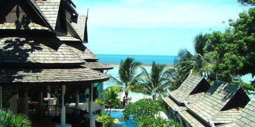 Забронировать Dara Samui Beach Resort & Spa Villa