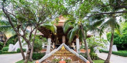 Забронировать Muang Samui Spa Resort