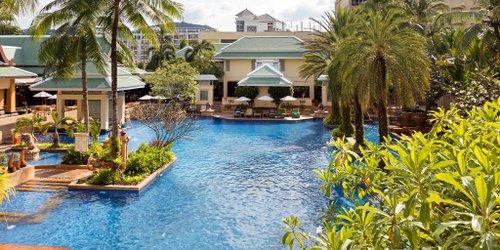 Забронировать Holiday Inn Resort Phuket