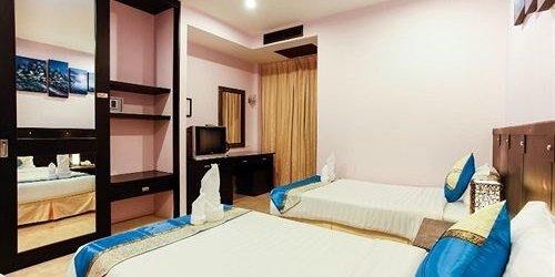 Забронировать U Sabai Living Hotel