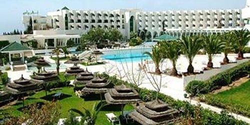 Забронировать Nahrawess Hotel & Spa Resort