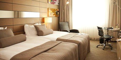 Забронировать Crowne Plaza Ankara
